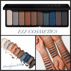 e.l.f. Cosmetics Mad for Matte Holy Smokes palette